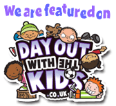 As Featured on a Day out with the kids - Things to do in Cornwall