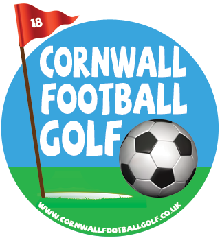 Football Golf Logo